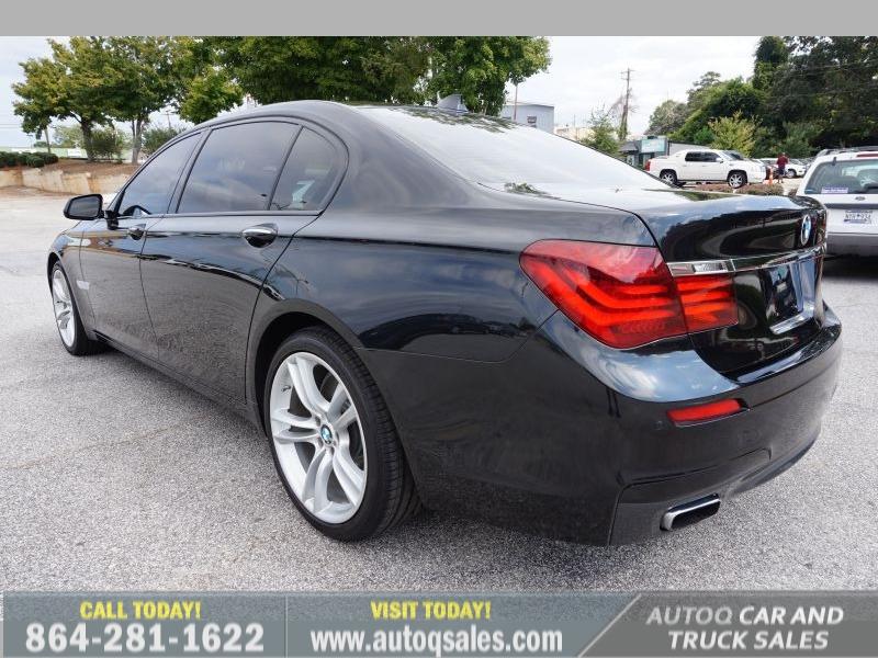 BMW 7-Series 2013 price $21,991