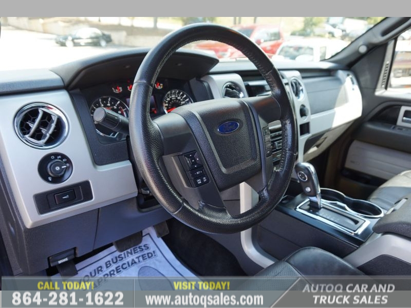 Ford F-150 2012 price $18,491