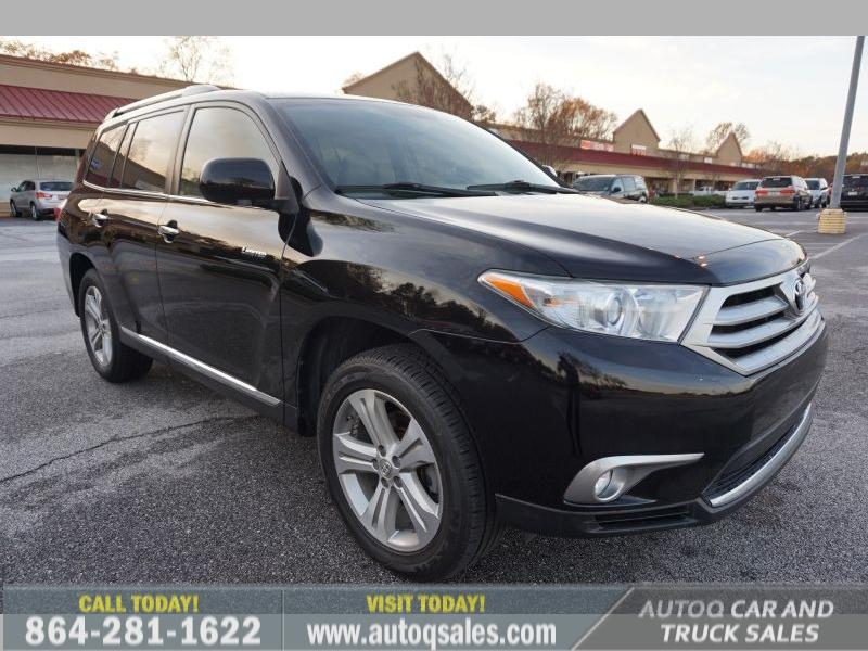 Toyota Highlander 2013 price $17,491