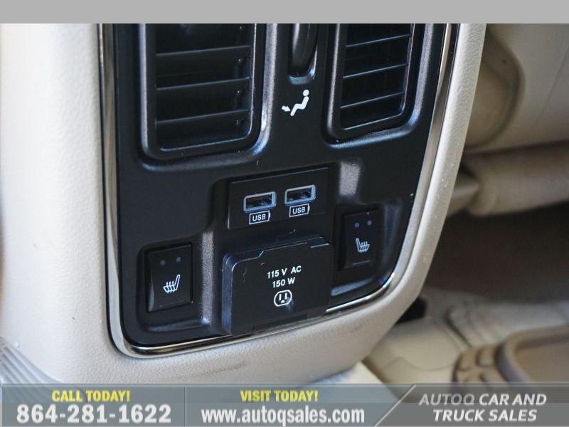 Jeep Grand Cherokee 2015 price $18,991