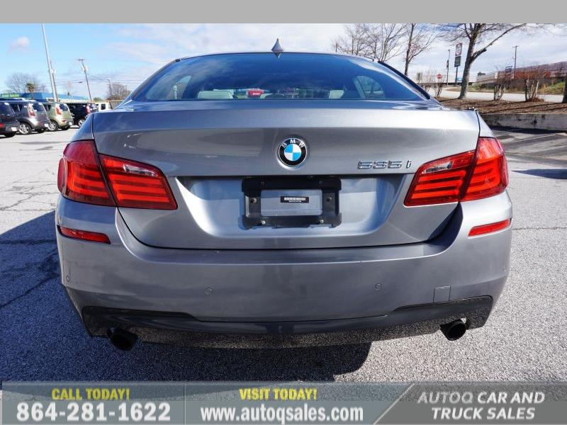 BMW 5-Series 2012 price $13,991