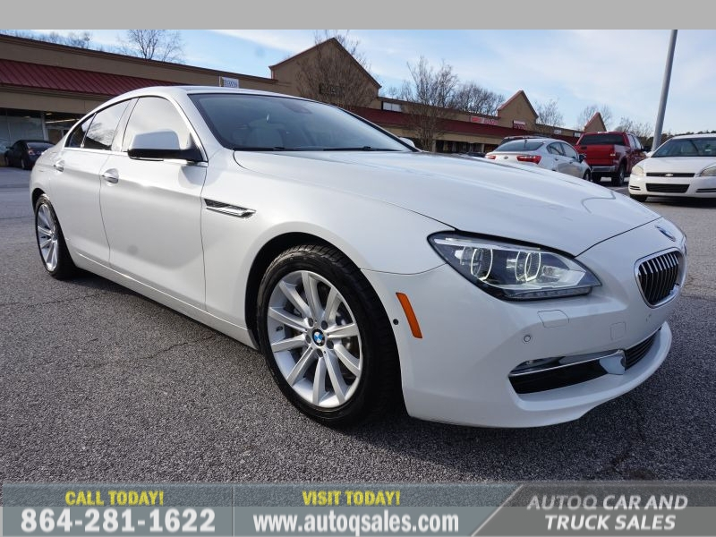 BMW 6-Series 2013 price $21,991