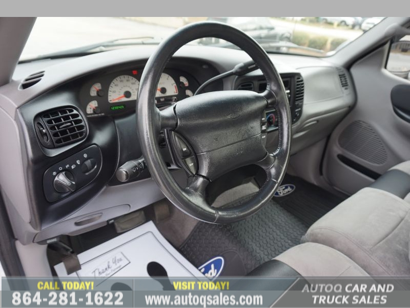 Ford F-150 2001 price $13,991