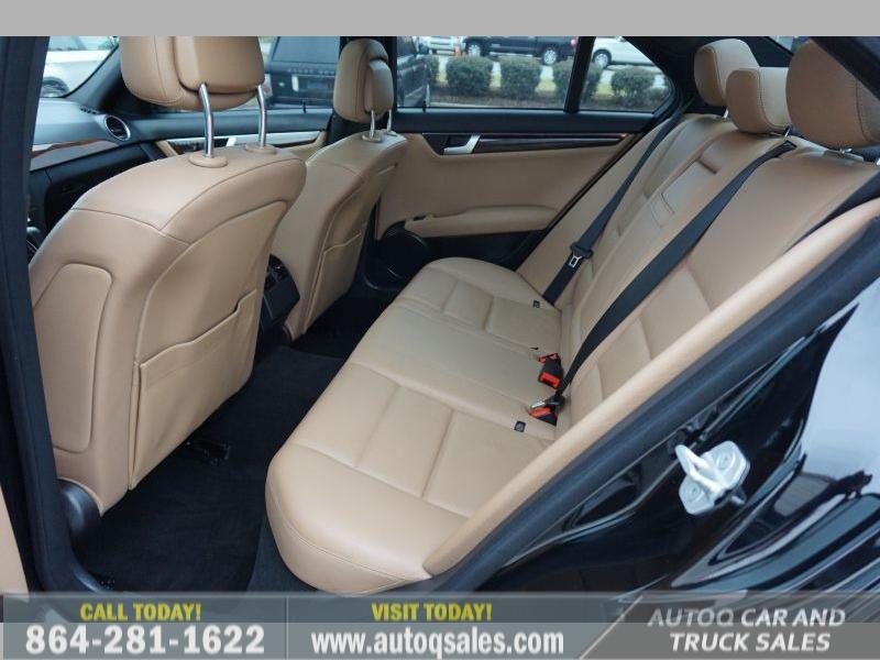 Mercedes-Benz C-Class 2013 price $14,991