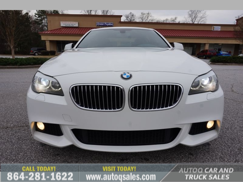 BMW 5-Series 2013 price $16,991