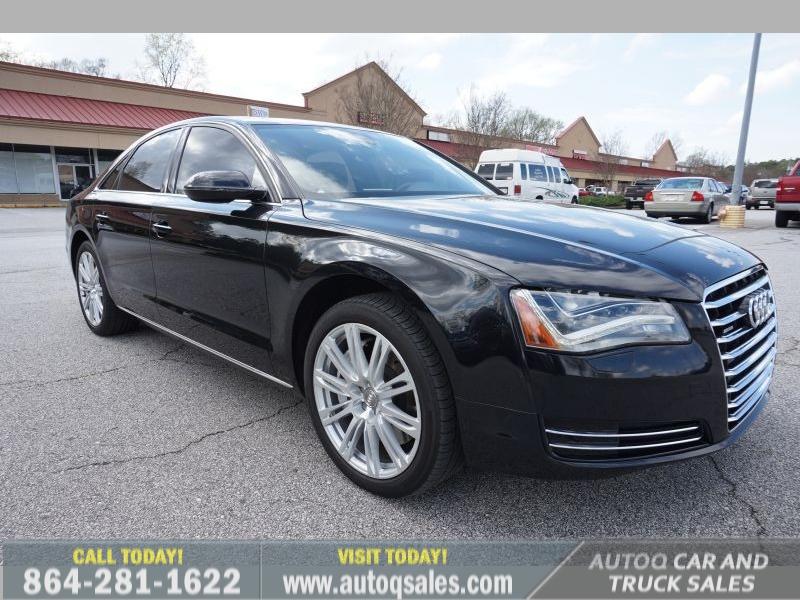 Audi A8 2011 price $18,991