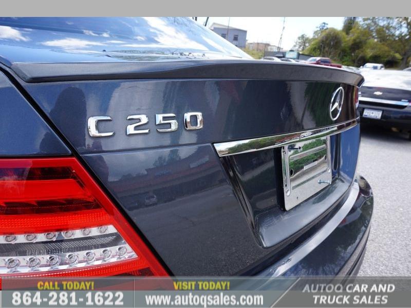 Mercedes-Benz C-Class 2013 price $10,991