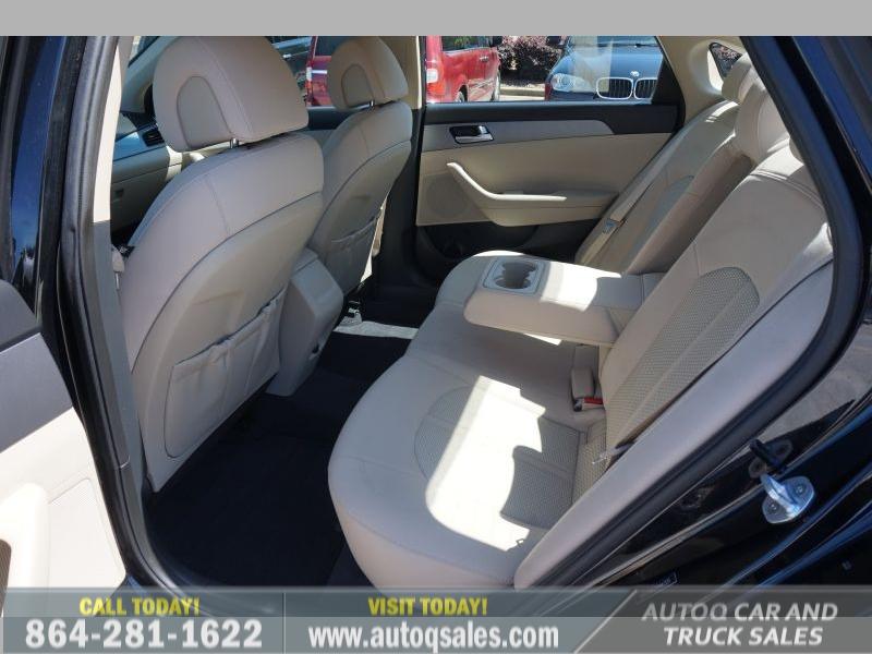 Hyundai Sonata 2017 price $13,991