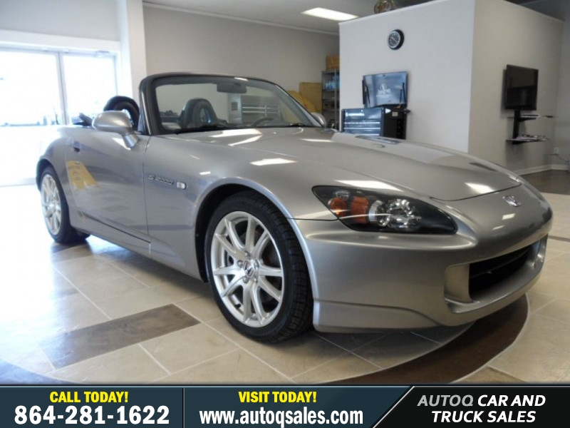 2005 Honda S2000 AP2 2 Door Convertible