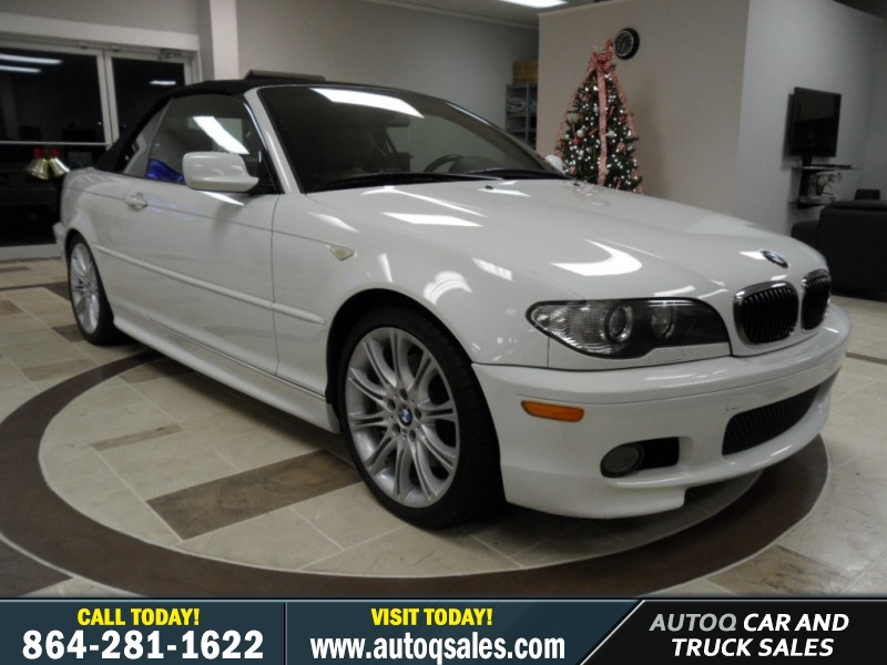 2006 BMW 330Ci Convertible  ZHP Sport Package   Inventory