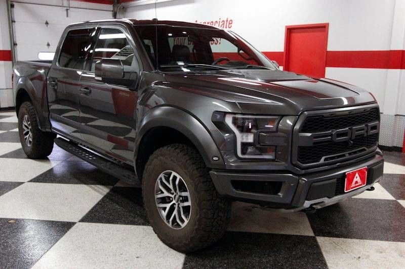 Ford F-150 2018 price $53,500
