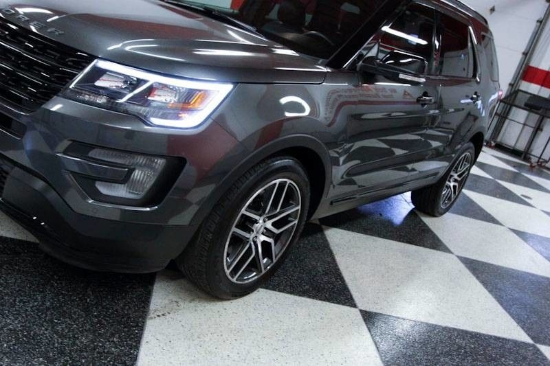 Ford Explorer 2016 price $28,422