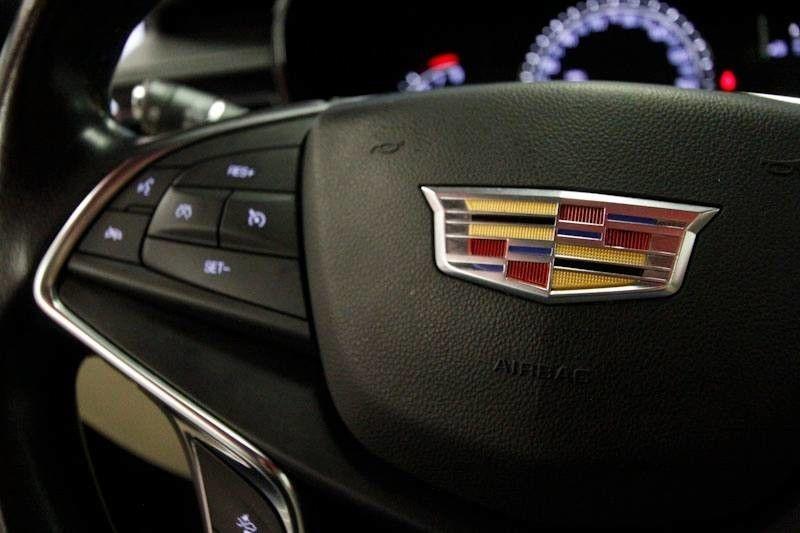 Cadillac XT5 2018 price $24,999