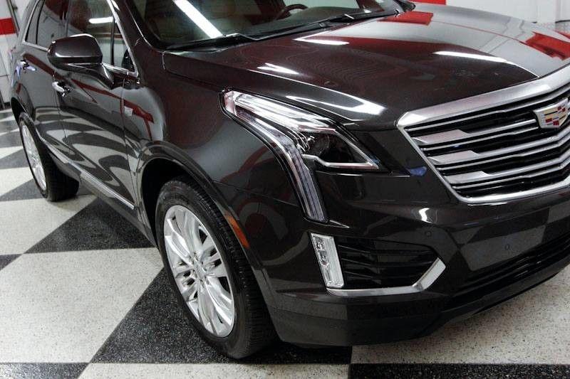 Cadillac XT5 2018 price $26,488