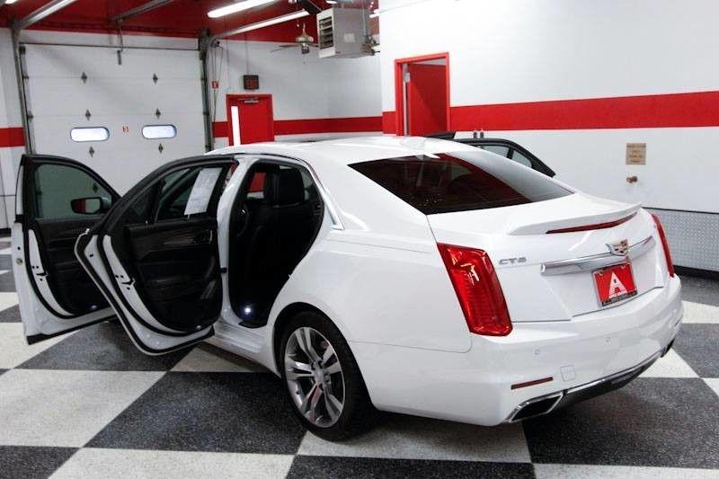 Cadillac CTS Sedan 2016 price $34,999