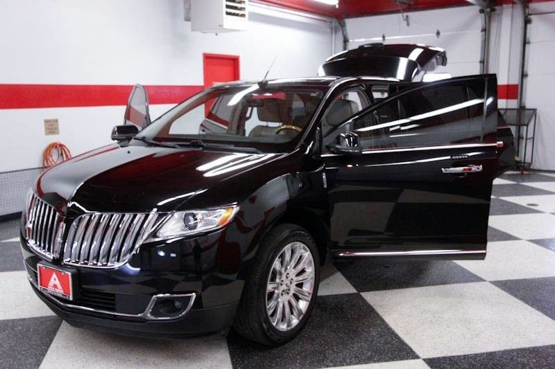 Lincoln MKX 2013 price $13,298