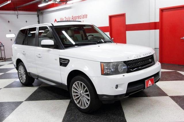 Land Rover Range Rover Sport 2012 price $12,500