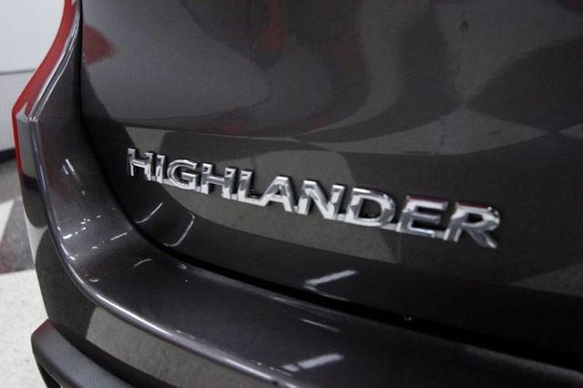Toyota Highlander 2018 price $29,998