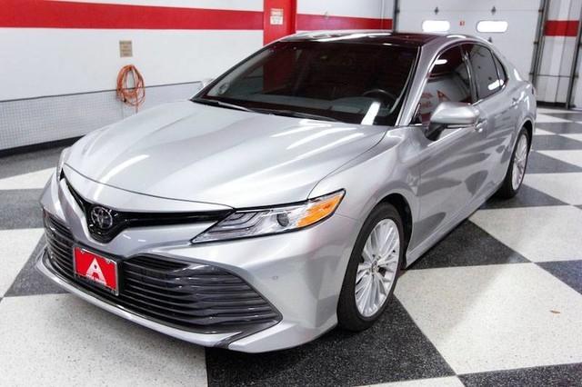Toyota Camry 2018 price $26,497