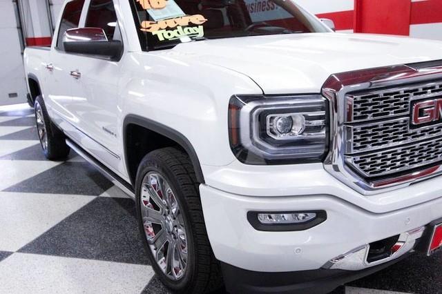 GMC Sierra 1500 2016 price $39,444