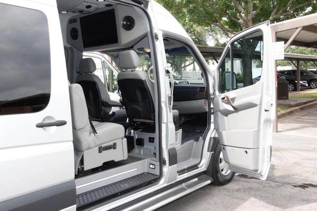 Mercedes-Benz Sprinter Custom Family Van Conve 2016 price Call for Pricing.
