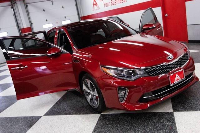 Kia Optima 2018 price $21,561