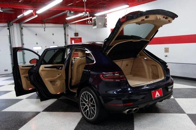 Porsche Macan 2017 price $35,299