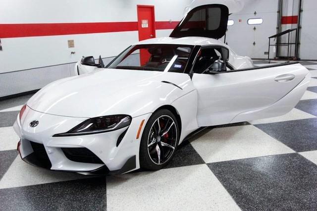 Toyota GR Supra 2020 price $52,495