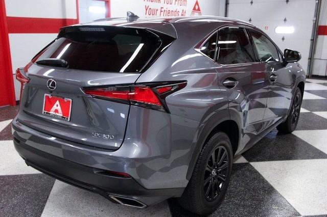 Lexus NX 2019 price $33,999