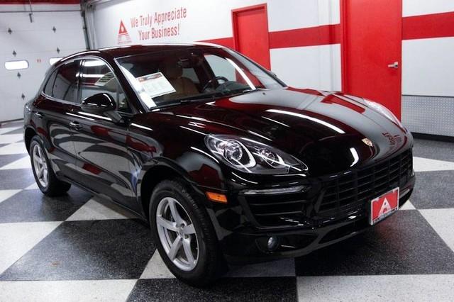 Porsche Macan 2017 price $37,999