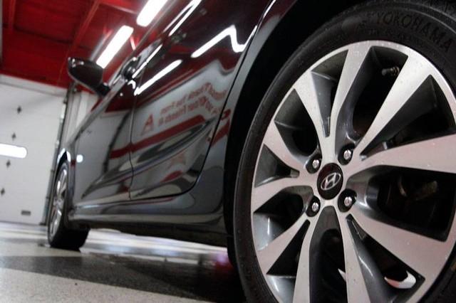 Hyundai Accent 2016 price $8,499