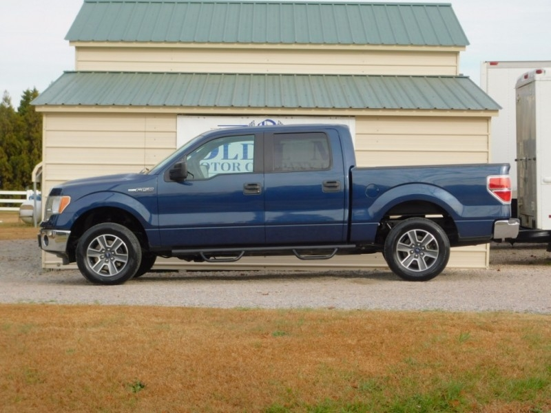 Ford F-150 2013 price $18,400