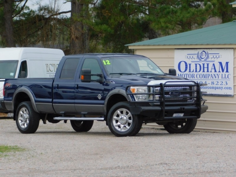 Ford Super Duty F-350 SRW 2012 price $30,500