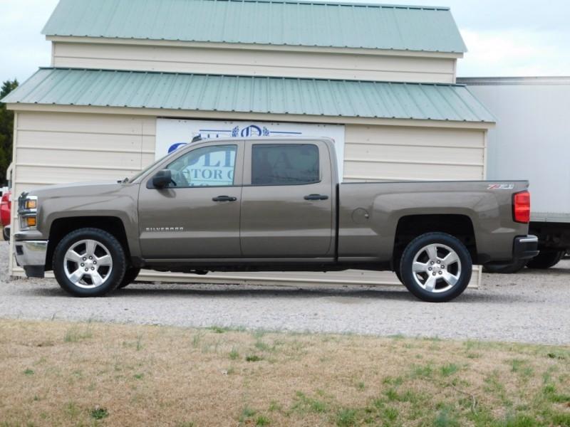 Chevrolet Silverado 1500 2014 price $22,500