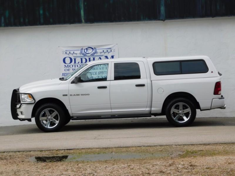 RAM 1500 2012 price $16,000