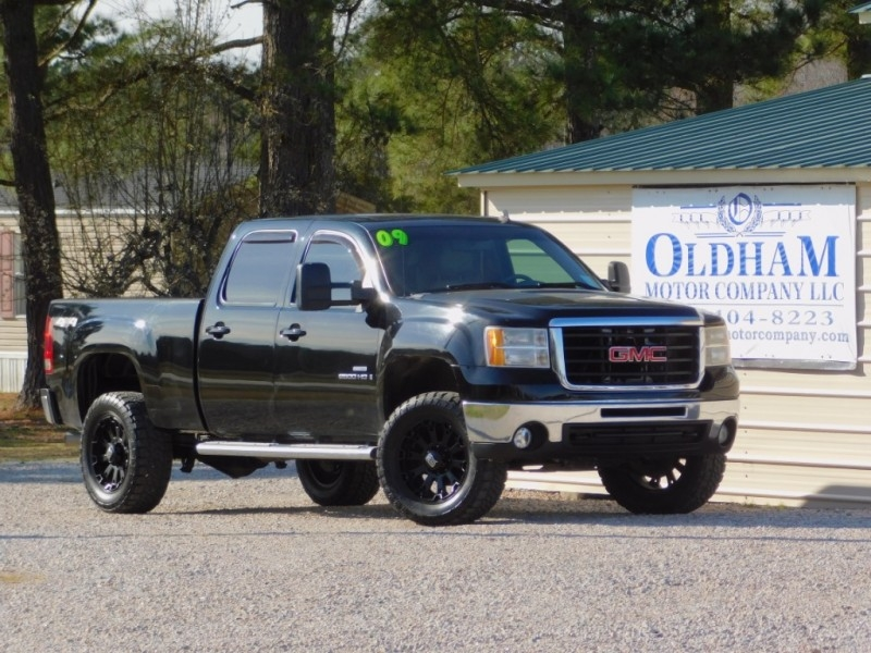 GMC Sierra 2500HD 2009 price $24,900