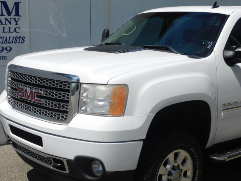 GMC Sierra 2500HD 2013 price $29,600