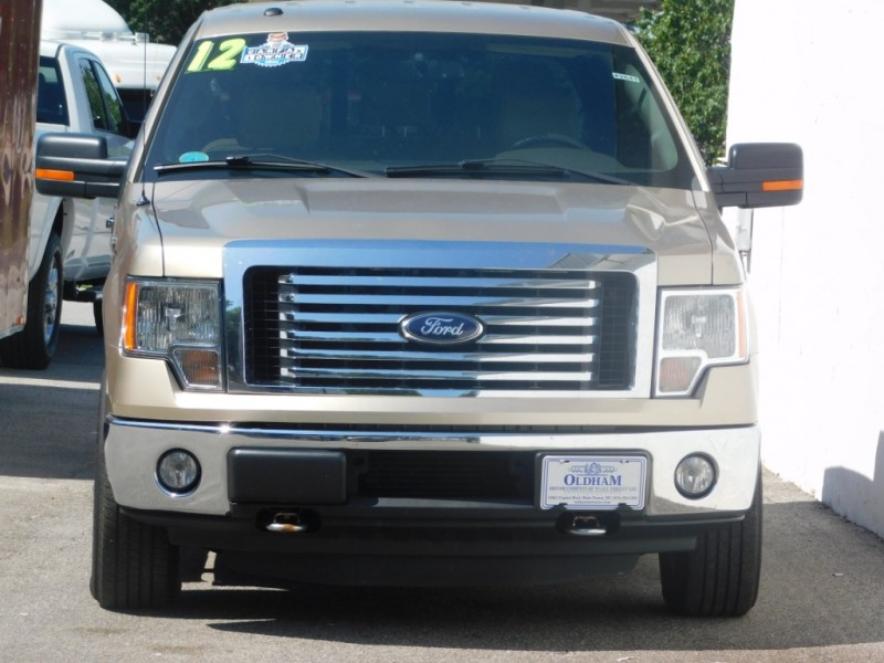Ford F-150 2012 price $21,300