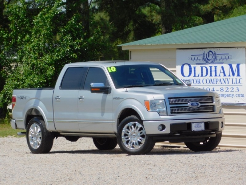 Ford F-150 2010 price $20,900