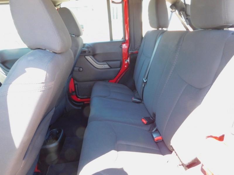 Jeep Wrangler Unlimited 2014 price $23,000