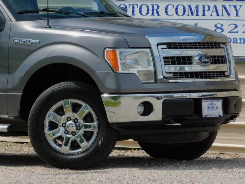 Ford F-150 2013 price $17,500