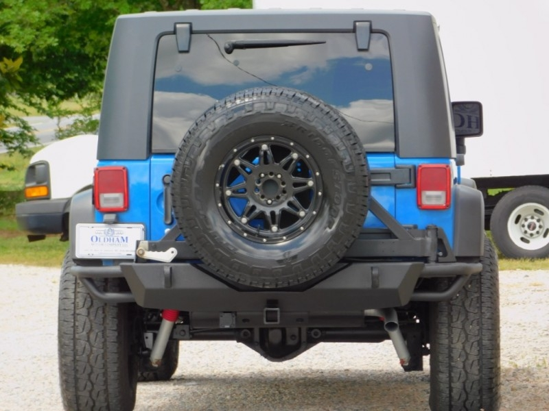 Jeep Wrangler Unlimited 2011 price $18,900
