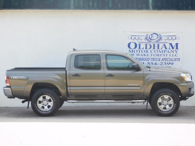 Toyota Tacoma 2012 price $19,380