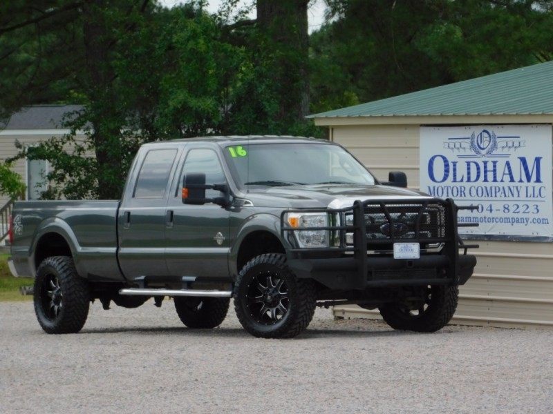 Ford Super Duty F-350 SRW 2016 price $33,900