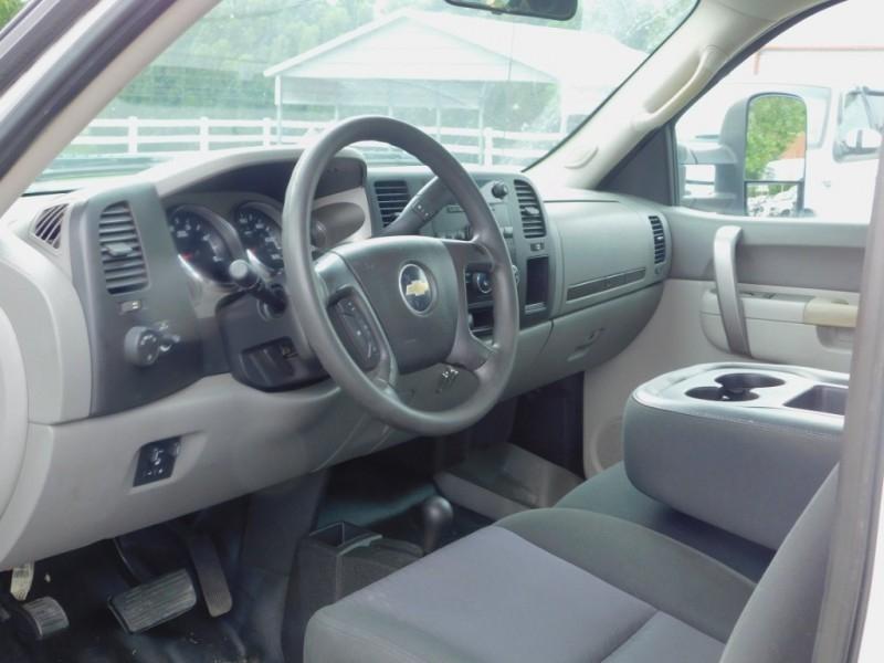 Chevrolet Silverado 2500HD 2011 price $18,600