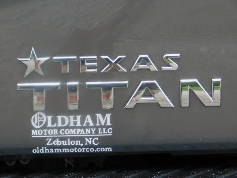 Nissan Titan 2015 price $26,500