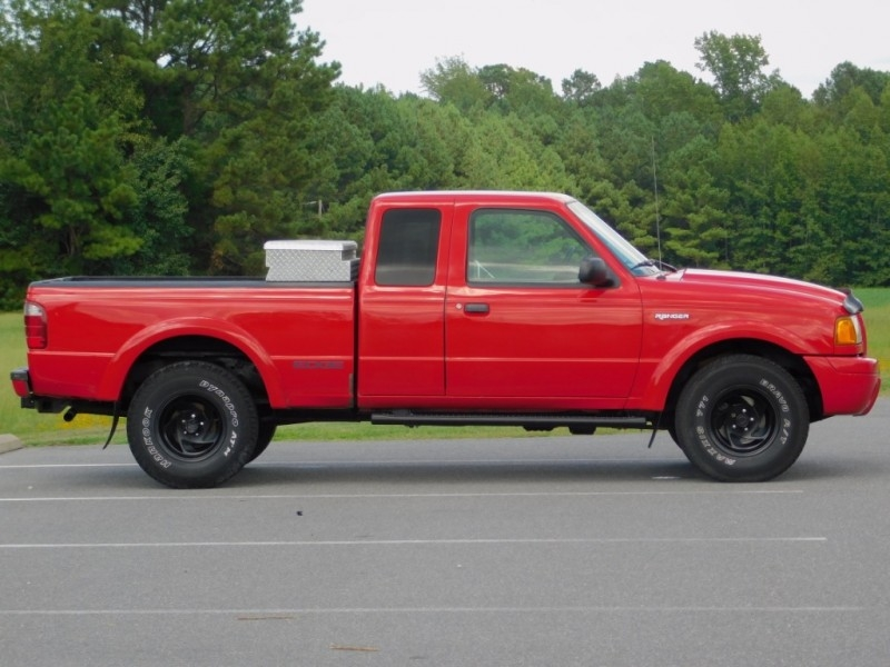 Ford Ranger 2002 price $4,500