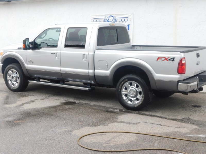 Ford Super Duty F-250 SRW 2012 price $30,500