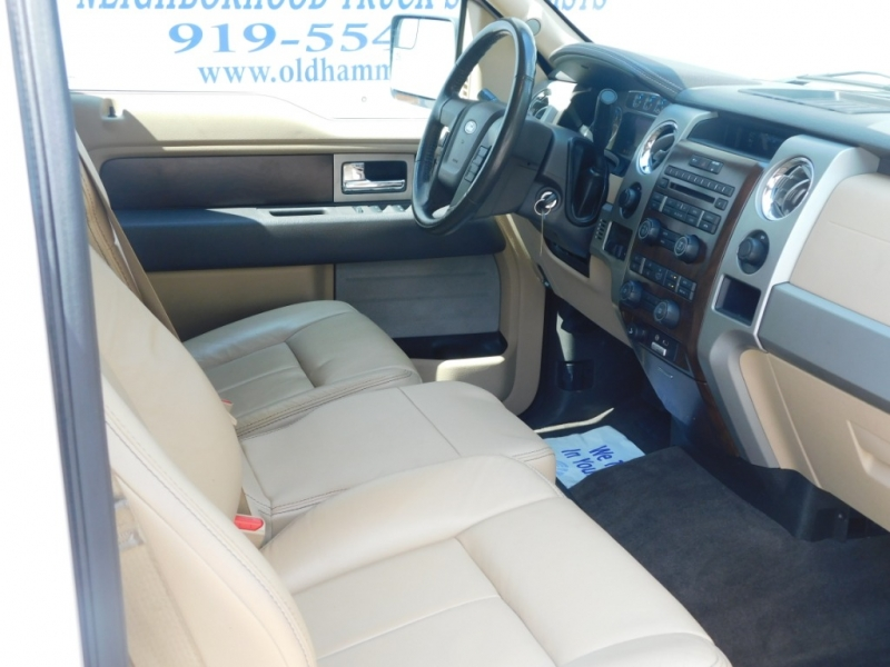 Ford F-150 2012 price $21,100