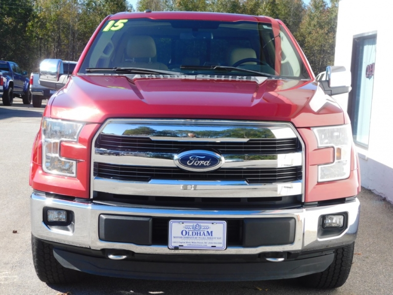 Ford F-150 2015 price $29,299